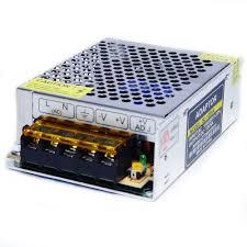 Fonte de Alimentação Eletronica Colmeia para Cftv de 12 volts com 5 Amperes  - Sandercomp Virtual