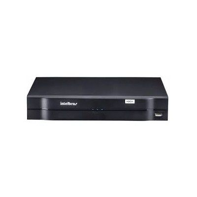 Gravador Digital de Vídeo Digital Dvr 1104 de 4 Canais Hd Multi Hd Intelbras  - Sandercomp Virtual