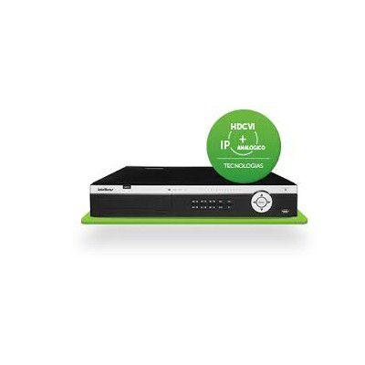 Gravador Digital de Vídeo Digital Dvr Mhdx 3132 Série 3000 de 32 Canais Full Hd Multi Hd 5 em 1 Intelbras  - Sandercomp Virtual
