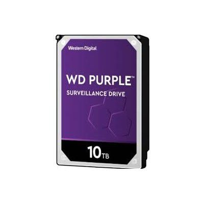HD INTERNO 10TB WESTERN DIGITAL PURPLE SATAIII 256MB WD101PURZ  - Sandercomp Virtual