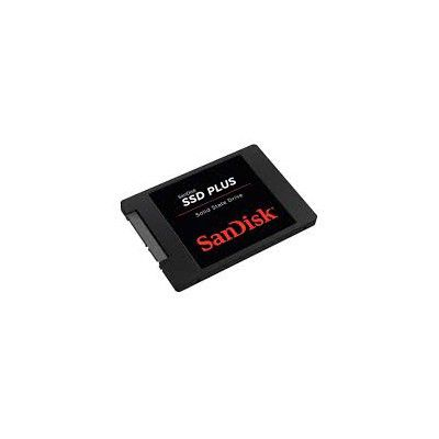 HD SSD 120GB SCANDISK PLUS 530 Mb/s G26 Sata 3   - Sandercomp Virtual