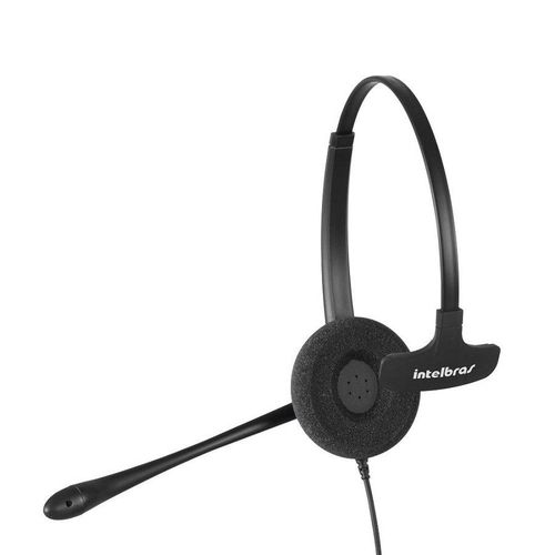 HEADSET INTELBRAS CHS 60  - Sandercomp Virtual