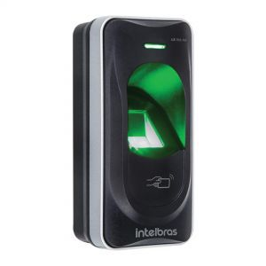 LEITOR BIOMETRICO COM RFID LE 311 MF INTELBRAS  - Sandercomp Virtual