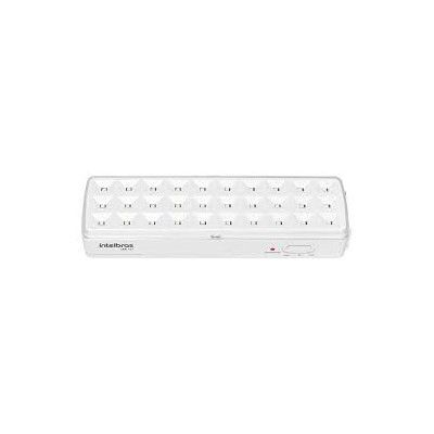 LUMINARIA DE EMERGÊNCIA AUTÔNOMA 30 LEDS LDE 30L INTELBRAS  - Sandercomp Virtual