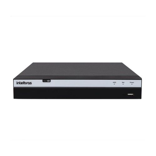 MHDX 3116 C/ HD 12TB - GRAV. DIG. DE VÍDEO 16 CANAIS 4MP LITE - INTELBRAS MULTI-HD® SÉRIE 3000 - H.265, H.265+, Nova interface gráfica, Inteligência de vídeo, HDCVI + HDTVI + AHD + IP + ANALÓGICO com   - Sandercomp Virtual
