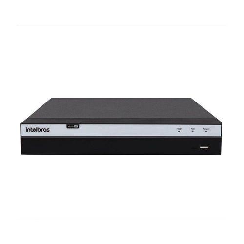 MHDX 3116 C/ HD 8TB - GRAV. DIG. DE VÍDEO 16 CANAIS 4MP LITE - INTELBRAS MULTI-HD® SÉRIE 3000 - H.265, H.265+, Nova interface gráfica, Inteligência de vídeo, HDCVI + HDTVI + AHD + IP + ANALÓGICO com H  - Sandercomp Virtual