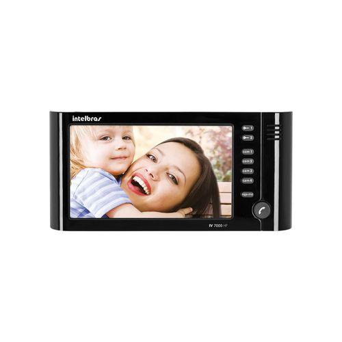 MODULO INTERNO IV7000 HF PRETO Intelbras  - Sandercomp Virtual