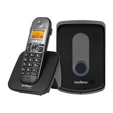 Porteiro Eletronico com Interfone e Telefone Sem Fio Tis 5010 Intelbras  - Sandercomp Virtual
