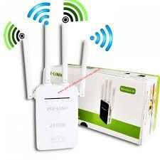 Repetidor De Sinal Wi-fi Router Ap 4 Antenas 2800m Pix Link  - Sandercomp Virtual