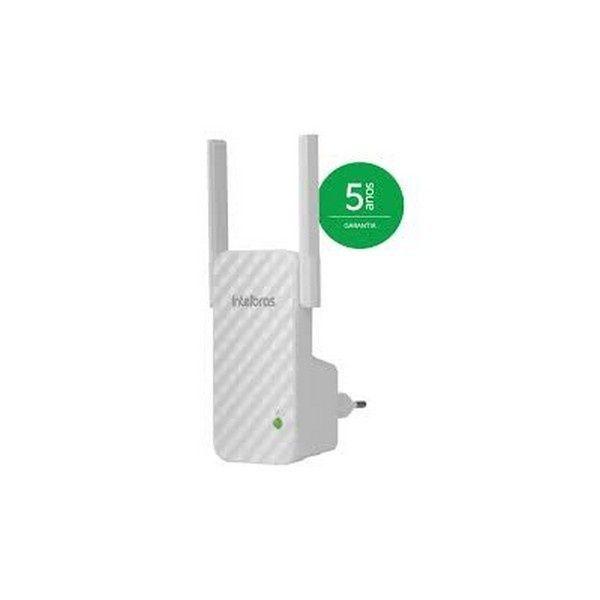 Repetidor Wi-Fi N300 Mbps IWE 3001 2 Antenas Intelbras  - Sandercomp Virtual