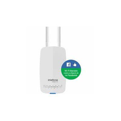 ROTEADOR WIRELESS HOTSPOT 300 Mbps INTELBRAS COM FERREAMENTO DE MARKETING  - Sandercomp Virtual