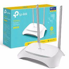 Roteador Wireless N 300Mbps TL-WR840N TpLink  - Sandercomp Virtual