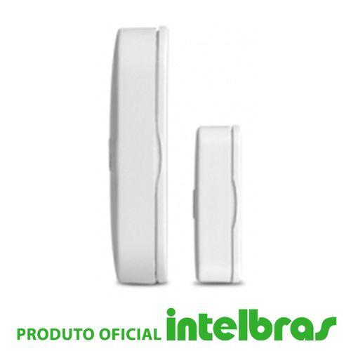 SENSOR MAGNETICO XAS 4010 SMART INTELBRAS  - Sandercomp Virtual