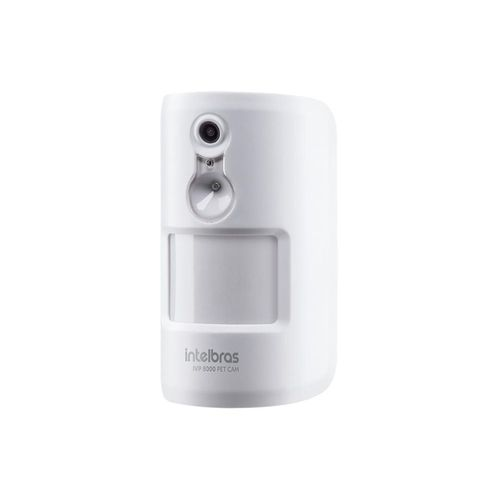 SENSOR PASSIVO SEM FIO IVP 8000 PET CAM  - Sandercomp Virtual