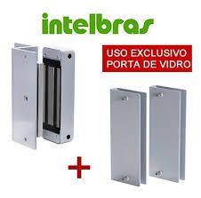 Supote para Porta de Vidro Sv20150 Intelbras  - Sandercomp Virtual
