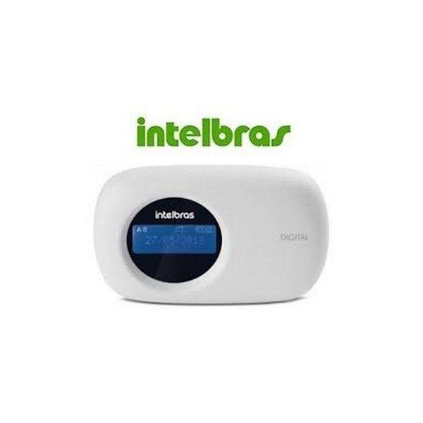 Teclado com LCD para Centrais de Alarme Xat 4000 Intelbras  - Sandercomp Virtual