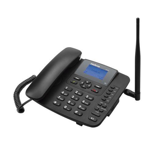 TELEFONE CELULAR FIXO 3G CF 6031                              - Sandercomp Virtual