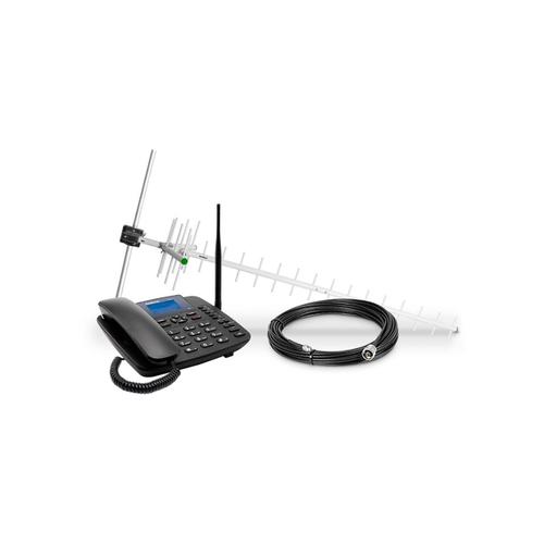 TELEFONE CELULAR FIXO 3G CFA 6041                             - Sandercomp Virtual