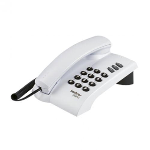 TELEFONE COM FIO PLENO CINZA ARTICO COM CHAVE                 - Sandercomp Virtual