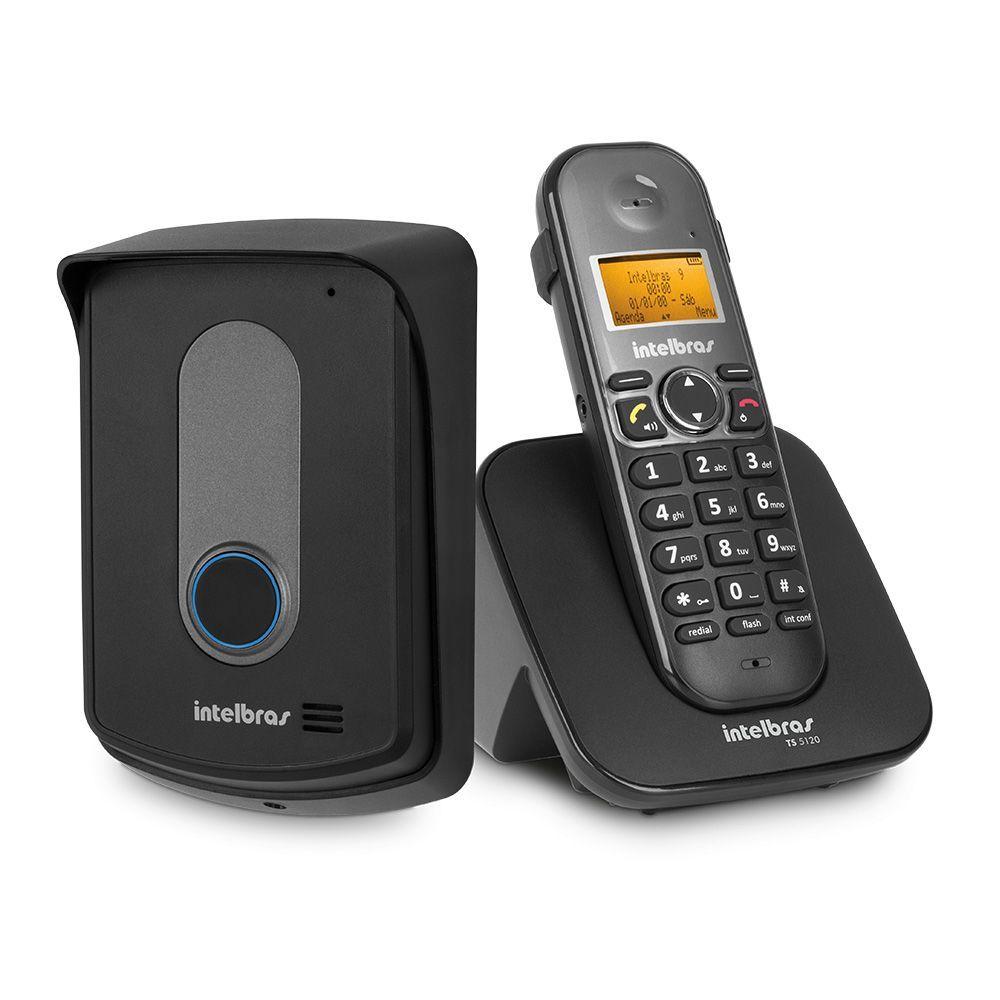 TELEFONE SEM FIO COM RAMAL EXTERNO TIS 5010 INTELBRAS  - Sandercomp Virtual