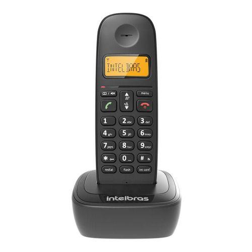 TELEFONE SEM FIO TS 2513 PRETO  - Sandercomp Virtual