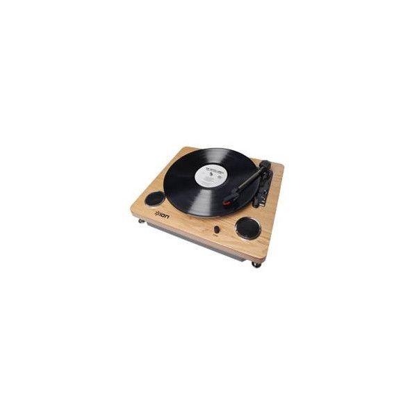Toca Discos Vinil Com Alto-Falantes Conversão Para O Formato Digital E Saída Rca  - Sandercomp Virtual