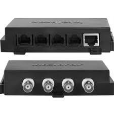 VBP 04C - VÍDEO BALUN, 4 CANAIS, VÍDEO VIA CABO UTP, RESOLUÇÃO HD, FUNÇÃO 4X1, FILTRO ANTI RUÍDO, ANTI SURTO E ANTI INTERFERÊNCIA, COMPATIBILIDADE HDCVI, AHD, HDTVI E ANALÓGICO  - Sandercomp Virtual