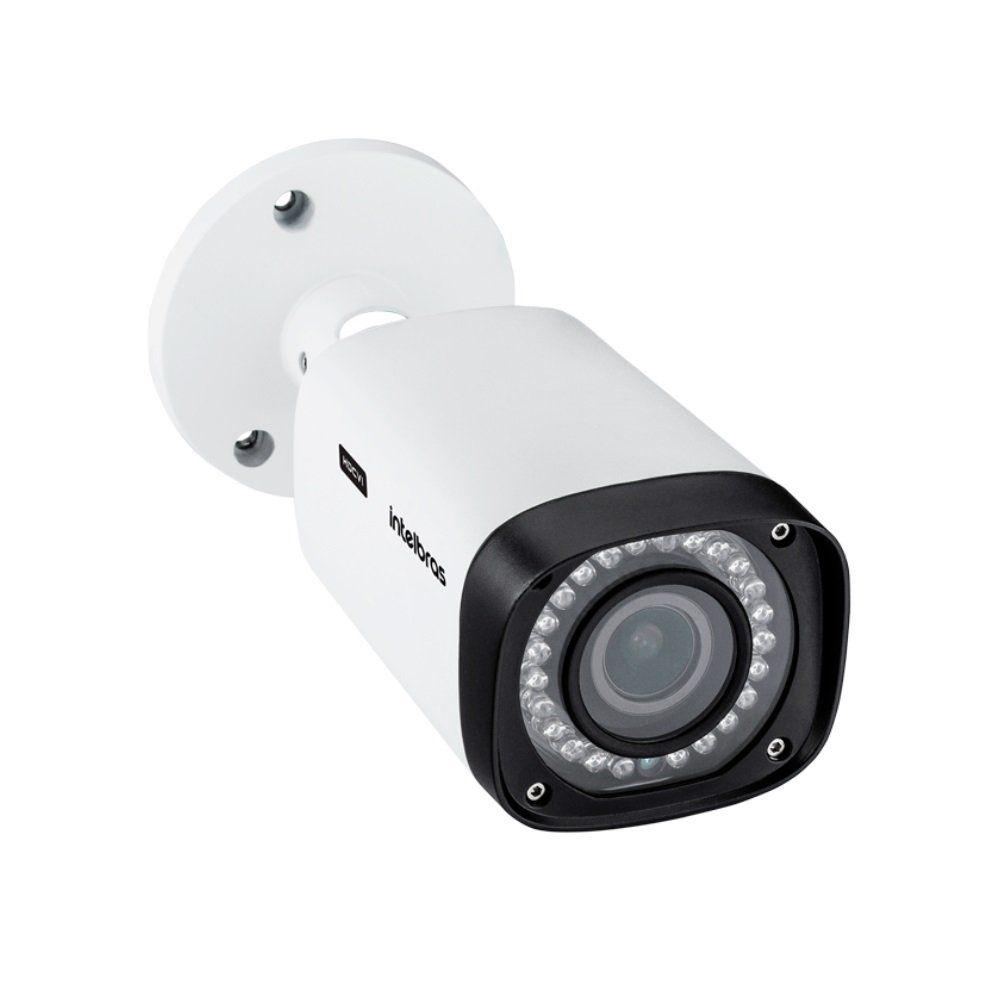 VHD 5250 Z - CÂMERA BULLET INFRAVERM. HDCVI, 1080P, 50M IR, LENTE DE 2,7 À 12MM MOTORIZADA (AUTO-FOCO), MENU OSD, WDR REAL, HLC, INSTALAÇÃO INTERNA E EXTERNA  - Sandercomp Virtual