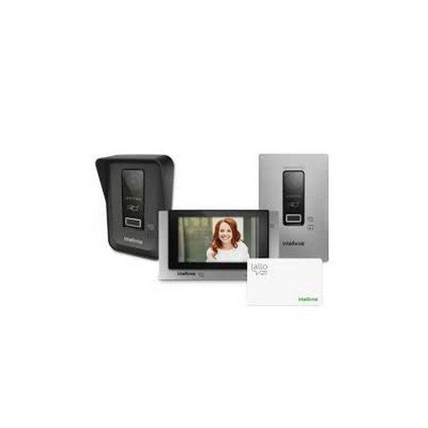 Video Porteiro Wi-Fi Allo wT7 Intelbras  - Sandercomp Virtual