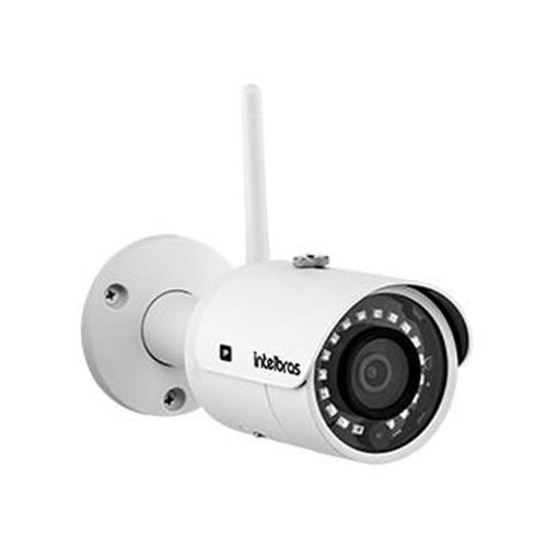 VIP 3230 W - CÂMERA IP WI-FI CORPORATIVO BULLET FULL HD, H.265, ENTRADA PARA CARTÃO SD, ANALÍTICOS DE VÍDEO, LENTE 3.6MM, IR DE 30 METROS e IP67  - Sandercomp Virtual