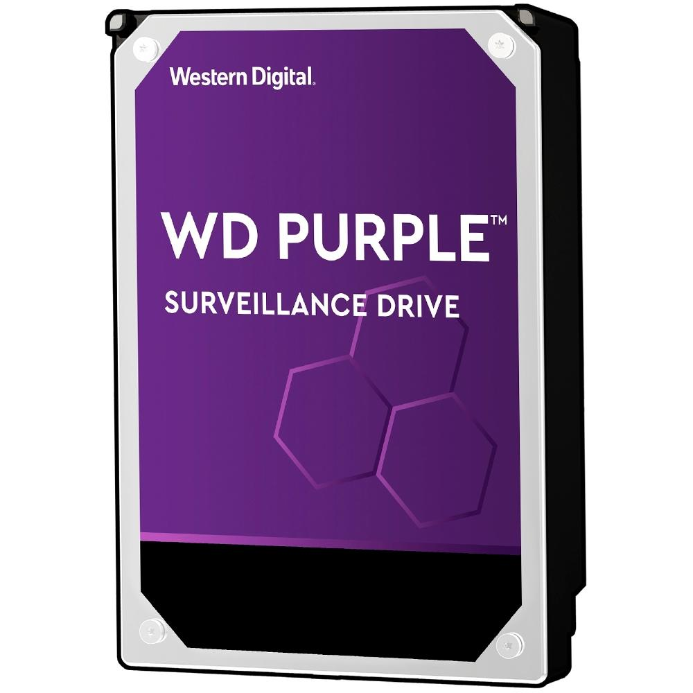 Disco Rígido WD Purple 10TB para CFTV WD101PURZ  - Sandercomp Virtual