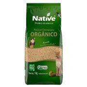 Açúcar Demerara Orgânico Native - 1kg -