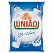 Açúcar União Cristal - 1kg -