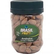 Amêndoa Torrada e Salgada Brasil Frutt - 150g -