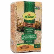 Arroz Agulhinha Integral Orgânico Korin - 1kg -