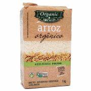 Arroz Agulhinha Orgânico Organic - 1kg -