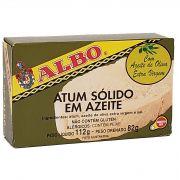 Atum Sólido Em Azeite Albo - 112g -