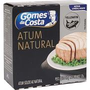 Atum Sólido Yellowfin Natural Gomes da Costa - 170g -