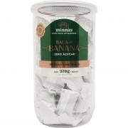 Bala de Banana Zero Açúcar Minnas - 370g -