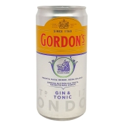 Bebida Gin & Tonic Gordon´s - 269ml -