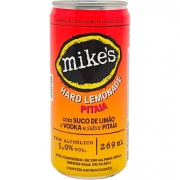 Bebida Mista Hard Lemonade Pitaia Mike's - 269ml -
