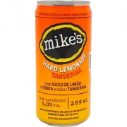 Bebida Mista Hard Lemonade Tangerina Mike's - 269ml -