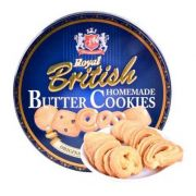 Biscoito Butter Cookies Royal British 114g