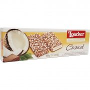 Biscoito Wafer Coconut Loacker - 100g -