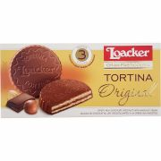 Biscoito Wafer Tortina Original Loacker - 63g -