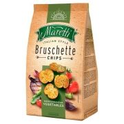 Bruschette bites - Mediterranean vegetables - Maretti - 90g