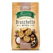 Bruschette bites - Mushrooms & cream - Maretti - 90g