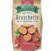 Bruschette bites Salami Pepperoni Maretti - 90g