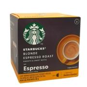 Café Blonde Espresso Roast Starbucks - 66g -