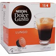 Café em Cápsula Dolce Gusto Lungo Nescafé - 112g -